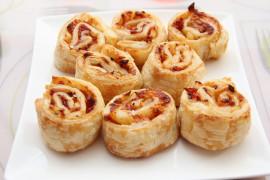 Bułeczki pizzowe – szybka przekąska