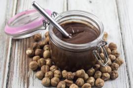 Nutella z węgierek