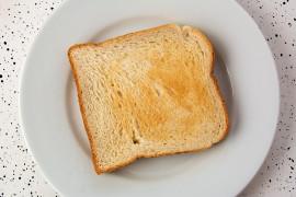 Waniliowe tosty francuskie