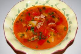 Zupa fasolowa mix- szybka i tania