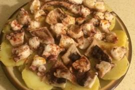 Hiszpańskie smaki: pulpo a la gallega, czyli ośmiornica z ziemniakami
