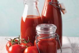 Domowy ketchup z cukinią