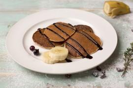 Czekoladowe pancakes – idealne na śniadanie
