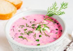 Chłodnik- czyli obiad w sam raz na lato