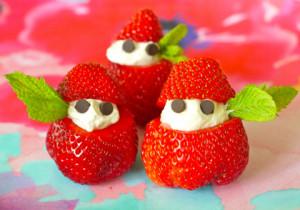 10 świetnych pomysłów na TRUSKAWKOWE słodkości
