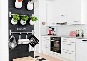 8 pomysłów na przechowywanie świeżych ziół w kuchni