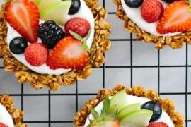 8 pomysłów na śniadanie na słodko