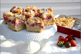 Ciasto porzeczkowe