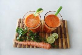 Koktajl warzywny – intensywnie oczyszczający (pijąc go schudniesz nawet 3 kg w 4 dni!)