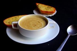 Szybka zupa krem z ciecierzycy