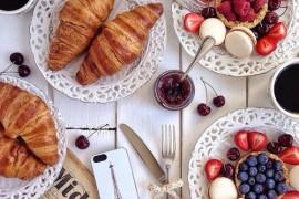 8 pomysłów na śniadanie w stylu francuskim!