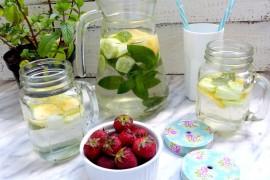 Lemoniada domowa – prosty przepis