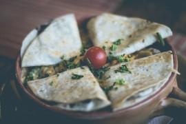 Meksykańska quritto – quesadilla z kurczakiem