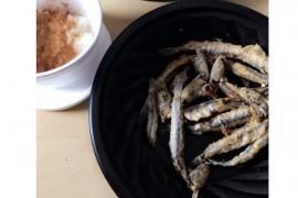 Boquerones fritos, czyli hiszpańskie smażone sardynki