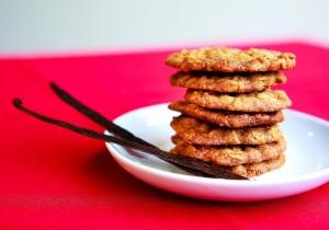 Ciasteczka wegańskie- tylko 2 składniki