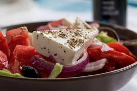 Warzywa zapiekane z SEREM FETA – szybki obiad