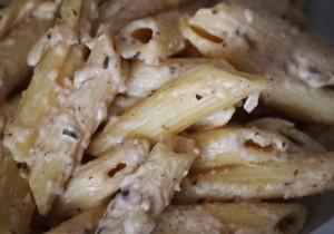 Kurczak z brokułami w serku mascarpone