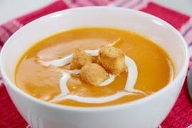 Zupa krem z dyni Z WANILIĄ!
