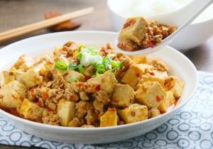 Smażone tofu z curry
