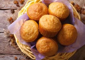 Muffinki z owczym serem