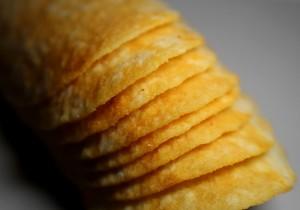 Chipsy ziemniaczano-imbirowe