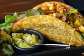 Pikantne tacos wegetariańskie