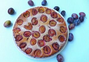 Ucierane ciasto śliwkowe z cynamonem- wychodzi każdemu