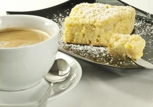 Kruche ciasto cytrynowe