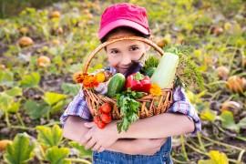 20 pomysłów na podanie WARZYW tak, aby dzieci chętniej je jadły!