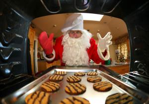 Ciasteczka dla Świętego Mikołaja