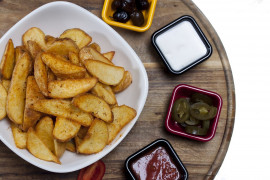Domowe potatoes wedges