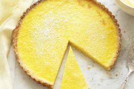 Ciasto mocno cytrynowe- CYTRYNOWIEC