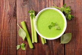 Zupa krem z pora, kalafiora, selera – gotowa w 20 minut