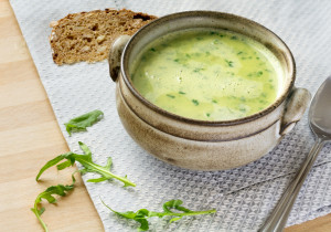 Kremowa zupa koperkowo- ziemniaczana
