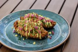 Empanadas, czyli smażone pierożki meksykańskie