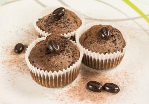 Mocno kawowe muffinki