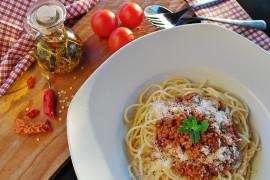 Tradycyjne spaghetti bolognese – włoska receptura!