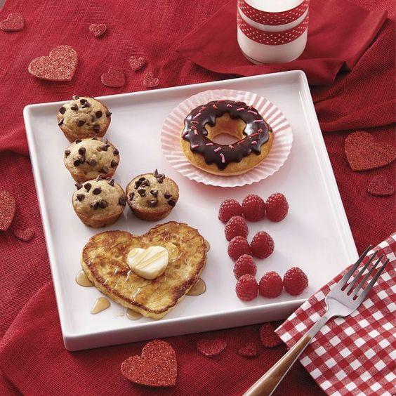 10 Pomysłów Na Walentynkowe śniadanie Do łóżka Palce Lizać
