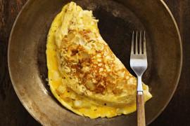 Omlet z dżemem