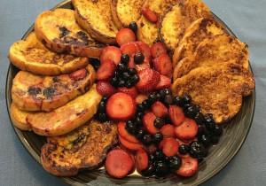 Tosty francuskie – słodkie śniadanie!