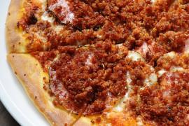 Pizza Bolognese – zakochasz się w tej pizzy!