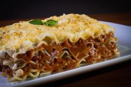 Lasagne bolognese – włoska receptura