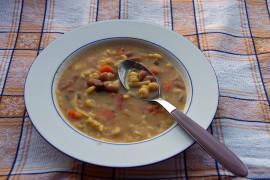 Zupa fasolowa- prosty przepis