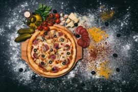 Domowa pizza – włoski przepis
