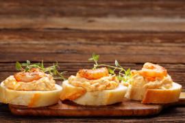 Pasta łososiowa na kanapki wg. przepisu Magdy Gessler