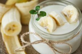 Jogurt bananowy – błyskawiczne przygotowanie