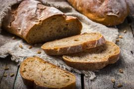 Chleb z kaszą jaglaną