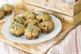 Zdrowe muffiny BEZ GRAMA CUKRU