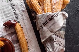 Churros – śniadanie z Hiszpanii