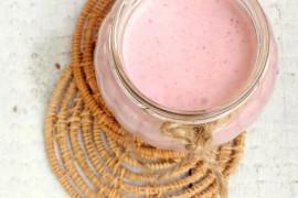 Domowy jogurt z mleczka kokosowego
